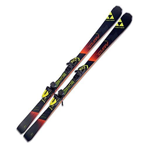 Ski Fischer RC4 The Curv TI AR Modell 2018 178cm + Bindung RC4 Z12