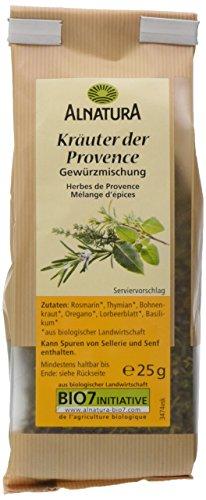 Alnatura Bio Kräuter der Provence, 25 g