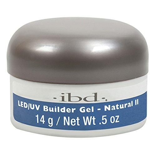 IBD LED/UV Bonder Gel Natural II, 1er Pack (1 x 14 ml) -