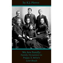 [Article] We Are Family: Family Dynamics in Poppy Z. Brite's Lost Souls