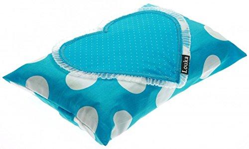 Louka Hülle für Baby-Feuchttücher Feuchttücherbox für Baby Pflegetücher Circa Dot