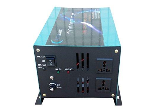 Inverter 3000W Convertisseur Onde Pura Onduleur 12V à 220V LF PURE Power Inverter Meilleure offre de prix