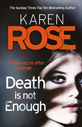 Death Is Not Enough (The Baltimore Series Book 6) (Baltimore 6) (English Edition) por Karen Rose