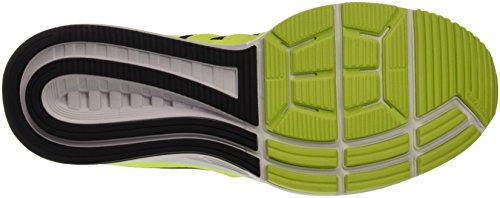 Nike Air Zoom Vomero 11, Chaussures de Running Compétition Homme Jaune (Volt/Black-White-Summit White)
