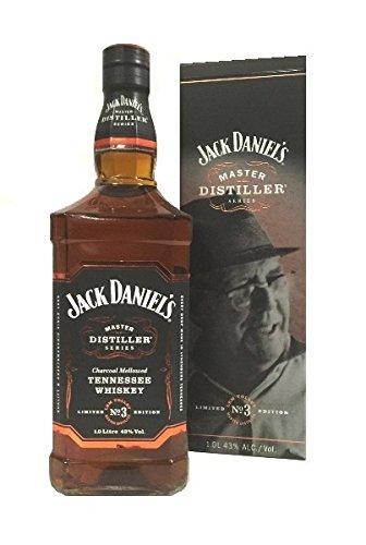 Jack Daniels Master Distiller Series No. 3 Tennessee Whiskey 43{1f60fe1341f46fd2db507b785e67c7b7f336362ef99495584a77c1d0782bbe0a} 1,0l Flasche