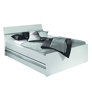 rauch bett mit schubladen wei 140x200 cm k che haushalt. Black Bedroom Furniture Sets. Home Design Ideas