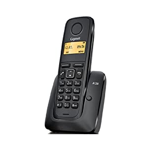 Gigaset A120 - Teléfono fijo digital