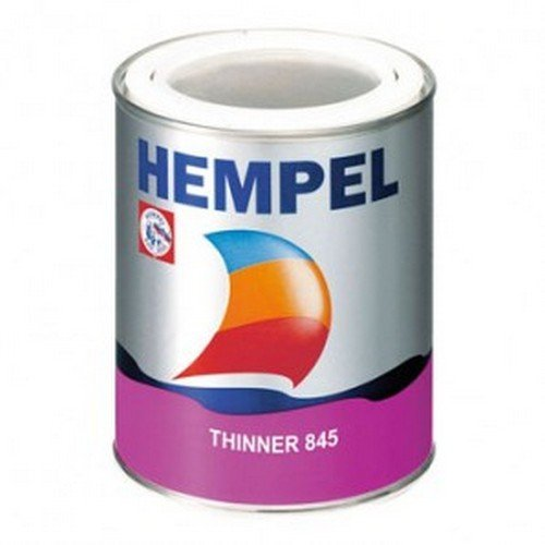 Neu: 750ml Hempel Thinner 845 Verdünnung u.a. für Light Primer