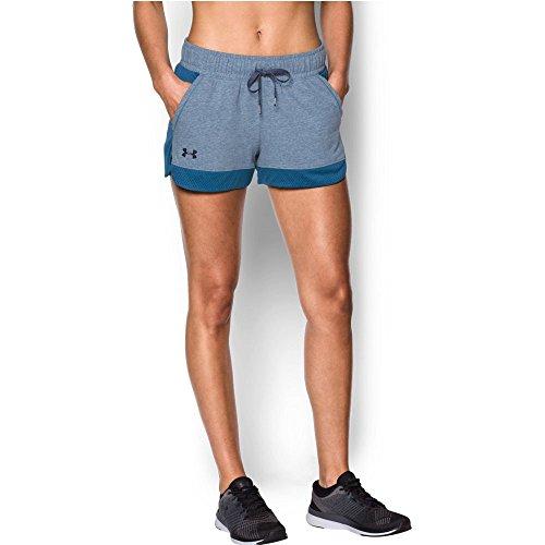 Under Armour Women's Sportstyle Shorts (Mesh-einsatz Seite)