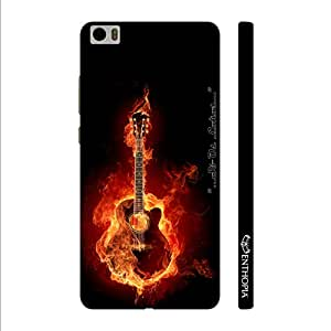 Enthopia Designer Hardshell Case Fire to the Soul Back Cover for Xiaomi Mi5