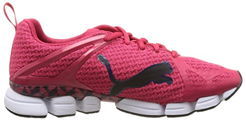 Puma Wns Powertrainer Clash, Chaussures de sports en salle femme Rose (02 Virtual Pink)
