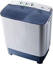 Midea Twin Tub, 5 Kg Washer & 3.6 kg Dryer capacity- TW50(