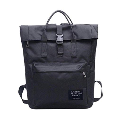 Backpack,Handbag,TUDUZ Boys Girls Nylon Waterproof Women Shoulder Bag Fashion Backpack Women Handbag Multifunctional Bag Travel Hiking Rucksack Laptop Bag for Office or Daily Life