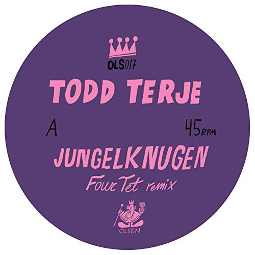 Todd Terje - Jungelknugen (Four Tet and Prins Thomas Remixes