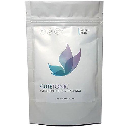 Cutetonic® goldener Leinsamen 100% rein aus biologischem Anbau (1KG)
