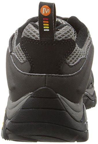 Merrell - Moab GTX - Chaussure de randonnée - Montante - Homme Gris (Beluga)
