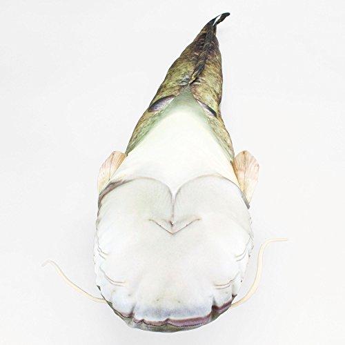 GabyKuscheltier Fisch Waller/Wels 115cm - 4