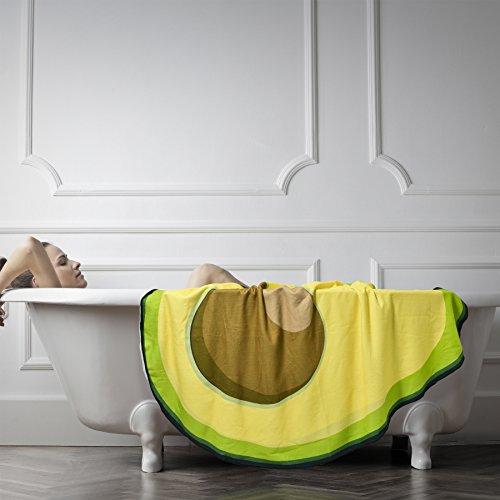 Avocado Badetuch (Avocado-bad)