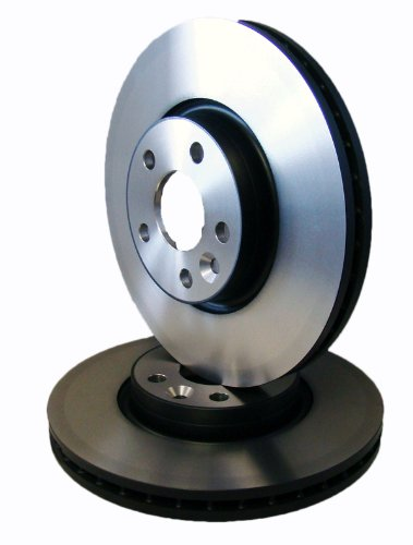 Ford S-Max/Galaxy Front Brake Disc Set