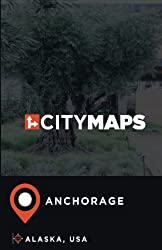 City Maps Anchorage Alaska, Usa