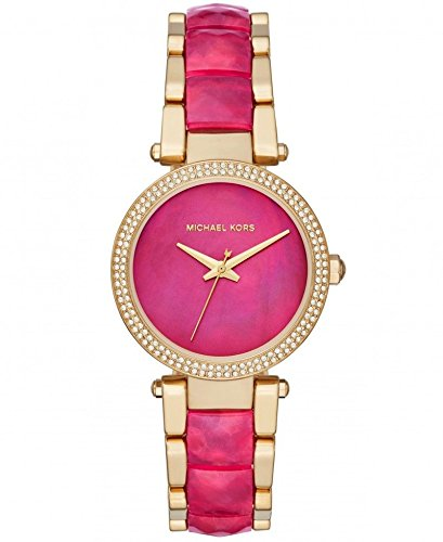 Reloj solo tiempo para mujer Michael Kors Parker Casual Cod. mk6490