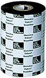 Zebra 05319BK11045 Ribbon 5319 Wax, 110 mm, 450 m, C-25 mm, Box of 6