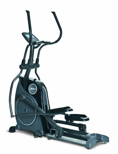 Horizon Fitness Elliptical Ergometer Andes 8, Anthrazit/ Schwarz, 100682 Horizon Passport