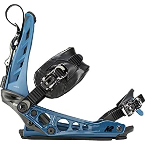 K2 Cinch TS Blue Snowboardbindung