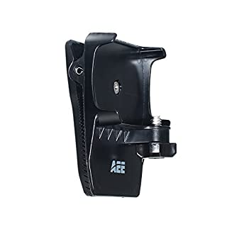AEE Technology JS05 Rotating Multi-Functional Body Clip for AEE S-Series Action Cameras (Black)