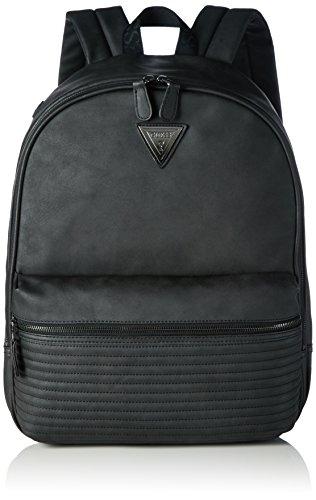 Guess New Cool Casual Backpack Zaino, Uomo, Nero