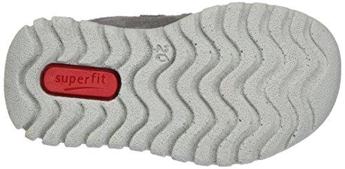 Superfit Sport7, Chaussures Marche Bébé Fille Grau (stone Multi)