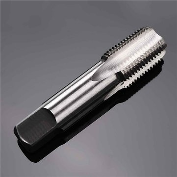 3/8-18 NPT HSS Kegelbohrer Rohrgewindebohrer Maschinengewindebohrer für Rohre Innengewinde Herstellung (Hss Screw Machine Drill)