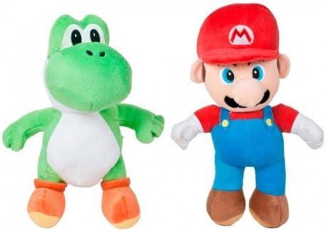 Play - - - Super Mario Bros 24530A. Animaux en peluche 25cm. Modèle aléatoire 5ffd4a