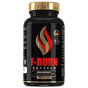 F-Burn, 60 Kapseln, Made in Germany, MVN®