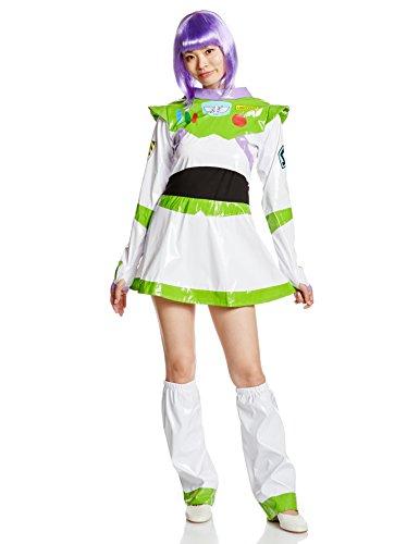 Disney Toy Story Buzz Lightyear Kostüm Damen 155cm-165cm 95308