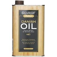 Ronseal CRDO 500ml Colron Refined Danish Oil
