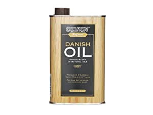 ronseal crdo 500ml colron refined danish oil. Black Bedroom Furniture Sets. Home Design Ideas