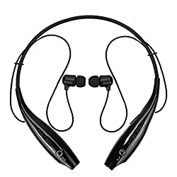 Go Shops Vivo�Nex Compatible HBS-730 Bluetooth Stereo Sports Wireless Portable Neckband Headset Headphone