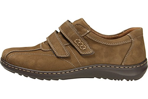 WALDLÄUFER 478301 191055 Uomo Mocassino Marrone (marrón - marrón)