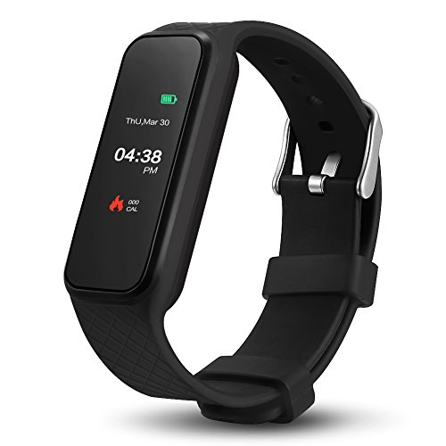 106-inch-color-touch-screen-fitness-bracelet-support-ios-70-android-43-bt-40-ip67-smart-watch-black