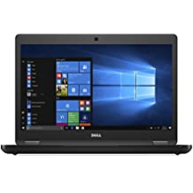 Dell Latitude 5480 Business Laptop | 14.0 Inch FHD Touchscreen | Intel Core I5-6300U | 8 GB DDR4 | 256 GB SSD | Windows 10 Pro