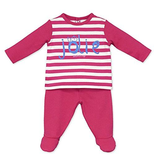 Sucre D Orge - sleepwear - Féminin - 1 - pyjama 2 pieces fuchsia - bd73def34e2