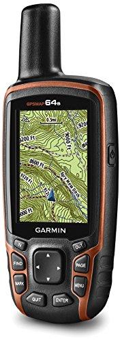 Garmin GPSMAP 64s Navigationshandgerät – barometrischer Höhenmesser, GPS und GLONASS Kompatibilität, Live Tracking, Smart Notification, 2,6 Zoll (6,6cm) Farbdisplay - 3