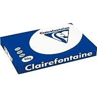 Clairefontaine 2895C Clairalfa - Papel para impresora (DIN A3, 90 g/m², 500 hojas), color blanco