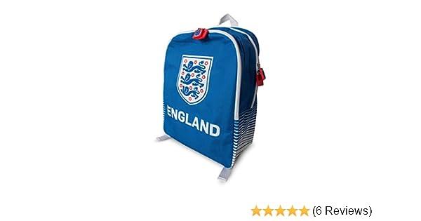 ea8b42f36007 England FA Official Football Gift 3 Lions Sports Kit Bag Backpack   Amazon.co.uk  Toys   Games