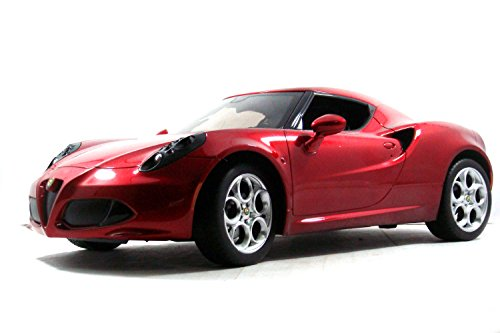 Sunshine Alfa Romeo Remote Control Car Rechargeable Official