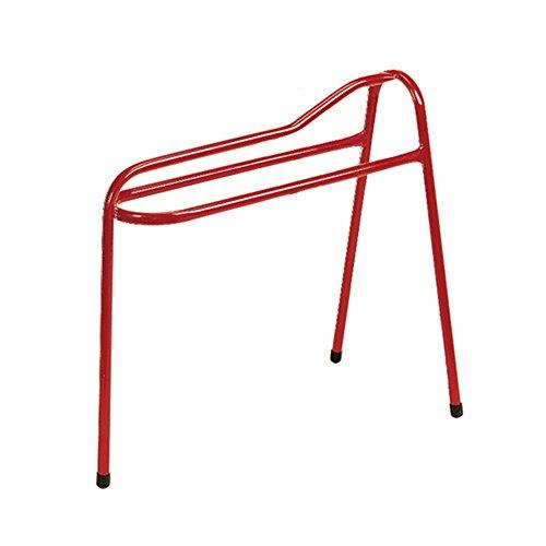 Stubbs 3-Bein niedriger Sattelhalter (Einheitsgröße) (Rot)