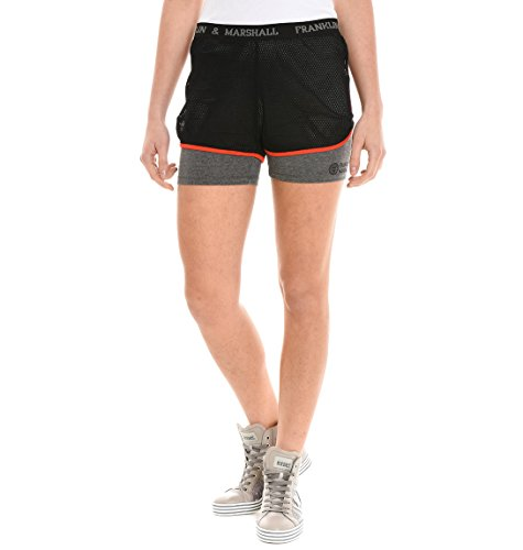 Shorts Franklin and Marshall Colore: Nero Taglia: L