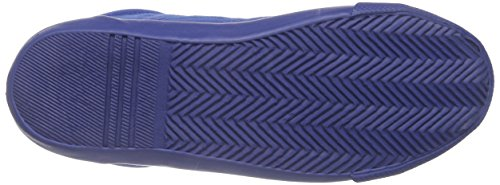 s.Oliver 53109, Baskets Basses mixte enfant Bleu - Blau (ROYAL BLUE 838)