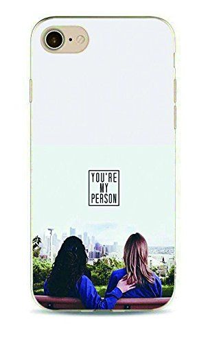 Coque iPhone 6/6S Grey's anatomy you're my person, Coques iphone